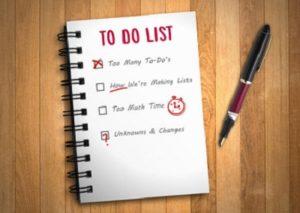 Aplikasi To Do List (Pencatat Jadwal Kegiatan)