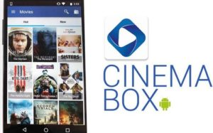 Aplikasi Cinema Box