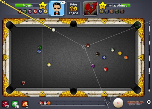 Cara Cheat 8 Ball Pool Garis Panjang Gratis