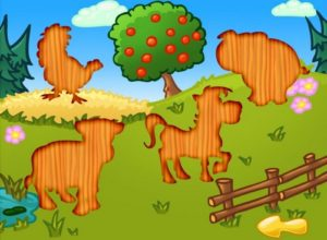 Game Animals Puzzle for Kids